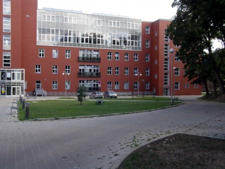 přestavba pavilonu B pro potřeby FUUD - foto: Matěj Páral 07/2011