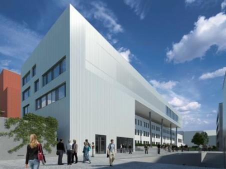 multifunkční informační a vzdělávací centrum v kampusu UJEP, vizualizace - SIAL architekti a inženýři, 2011