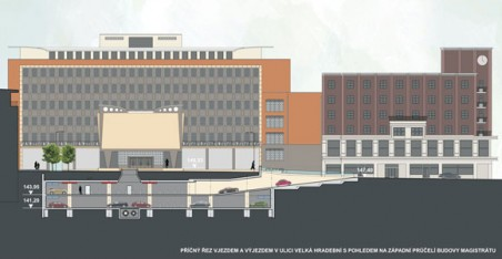 Atelier AP (Ing. arch. Zdeněk Havlík) - návrh parkoviště pod Lidickým náměstím - jaké důvody vedou magistrát k prosazování tohoto projektu?