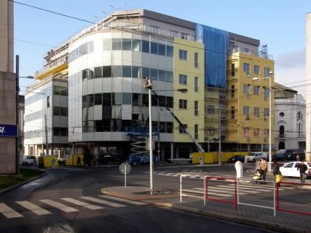 dokončování stavby