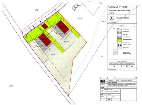 územní studie Habrovice - plocha změny Z4-4 z 04/2012 - Atelier Charvát s.r.o.